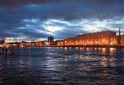 Одним дыханьем с Петербургом